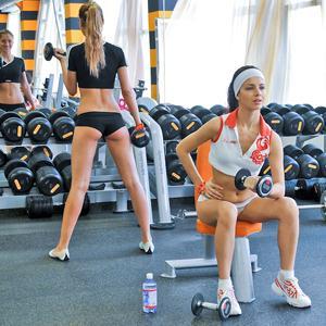 Фитнес-клубы Лесного