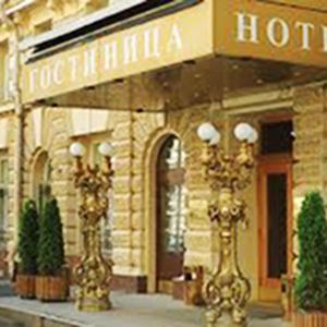 Гостиницы Лесного