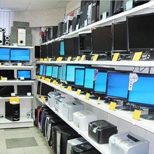 Компьютерные магазины Лесного
