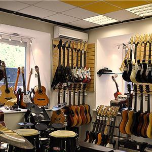 Музыкальные магазины Лесного