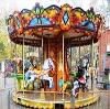 Парки культуры и отдыха в Лесном