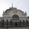 Железнодорожные вокзалы в Лесном